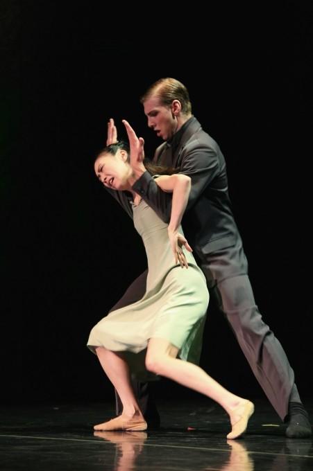 Kaori Morito und Johan Plaitano